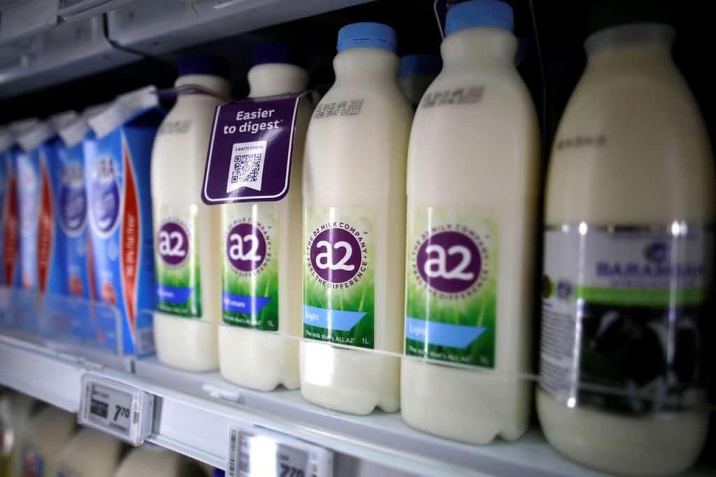 A2 Milk (ASX A2M)
