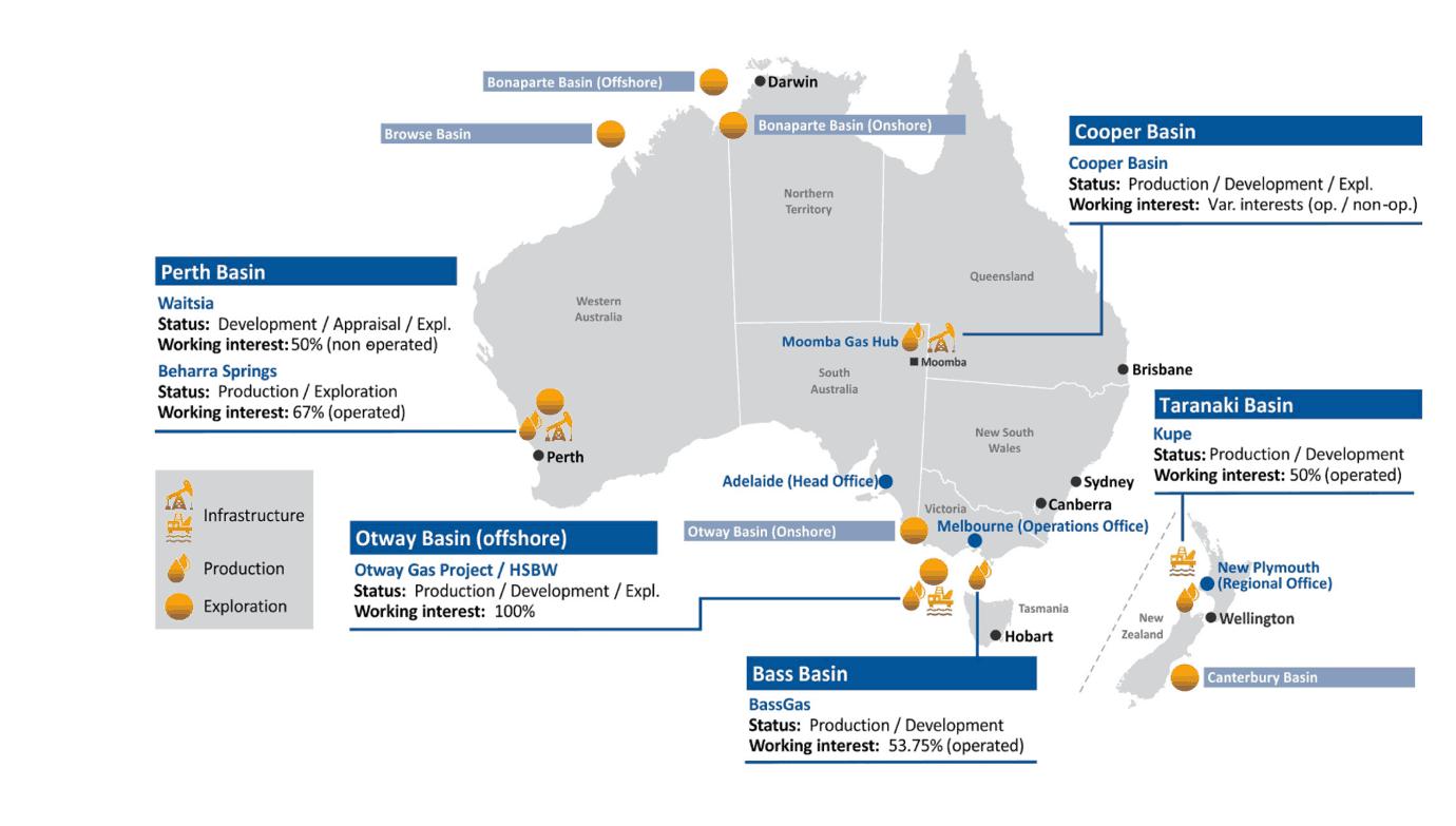 Beach Energy Share Price (ASX BPT) mines