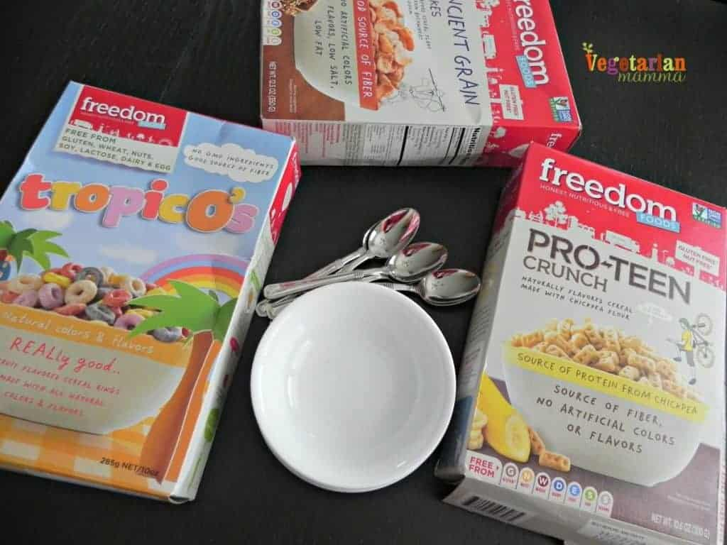 Freedom Foods Shares (ASX FNP)