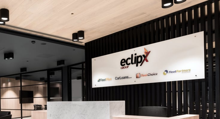 Why the Eclipx Group share price dropped 3% ($110-130m impairment charge)