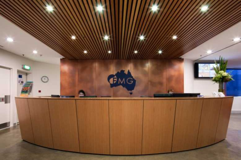 Fortescue Metals (ASX FMG)