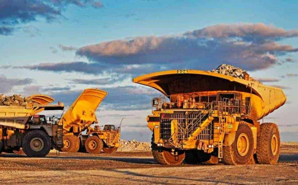 Newcrest Mining (ASX NCM) is Australia's Largest Gold Miner with Huge Reserves