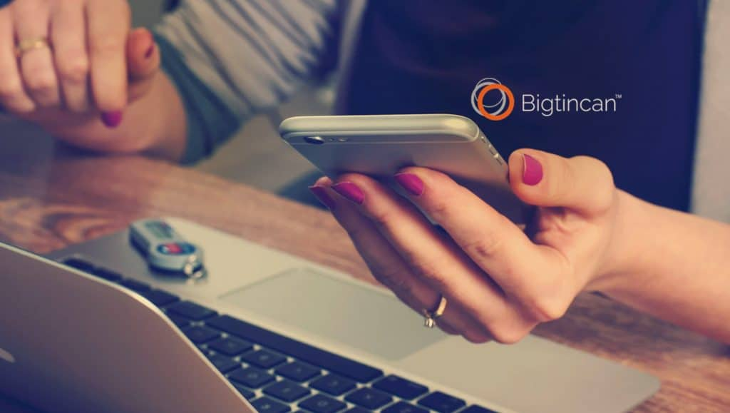 Bigtincan Holdings (ASX BTH) is a Leader and Innovator in SaaS Sales Enablement Software