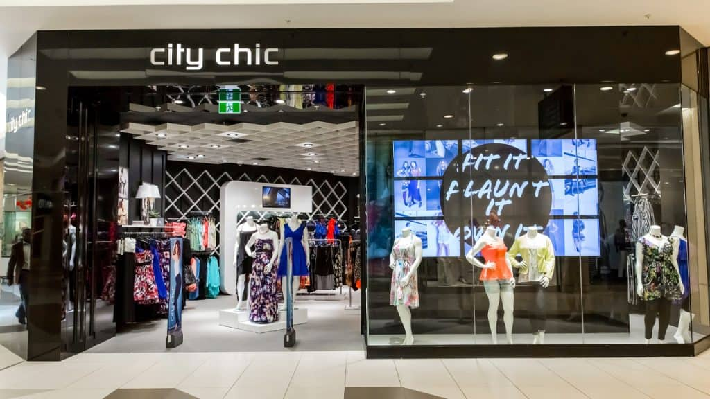 City Chic Collective (ASX CCX) is an Omnichannel Retailer expanding into the US and UK