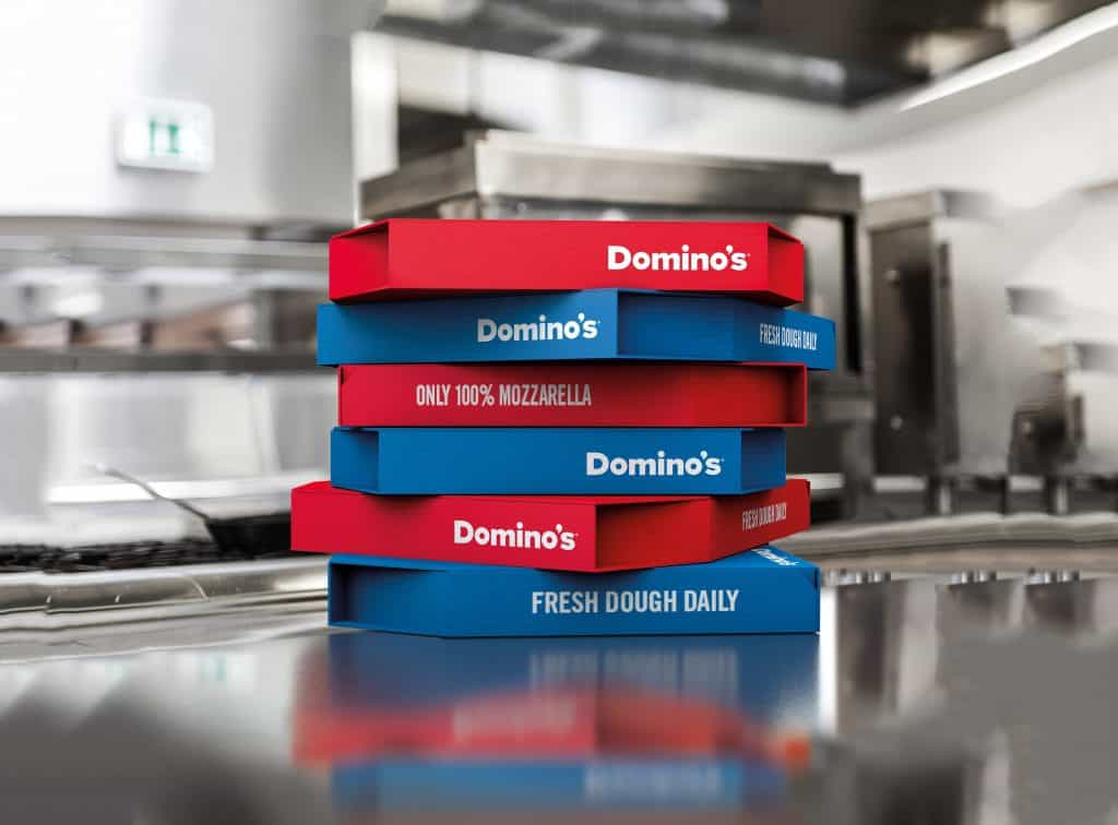 Domino's Pizza Enterprise (ASX DMP) is a Fast-food Leader in Technology with Strong Revenue Growth