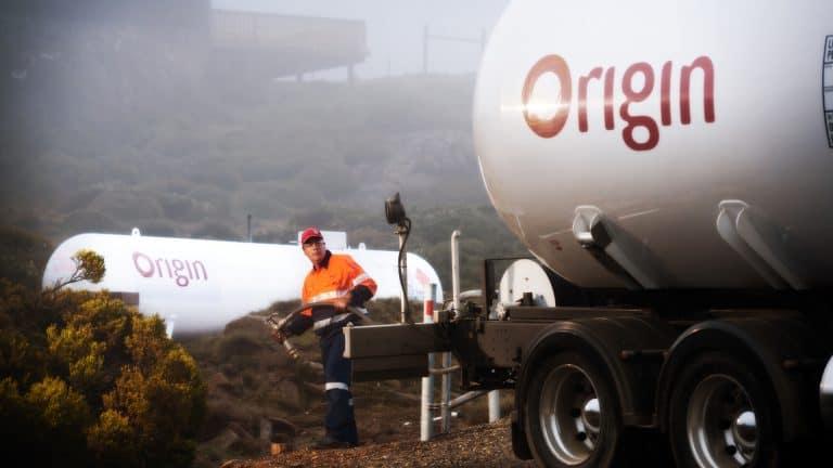 Origin Energy (ASX ORG)
