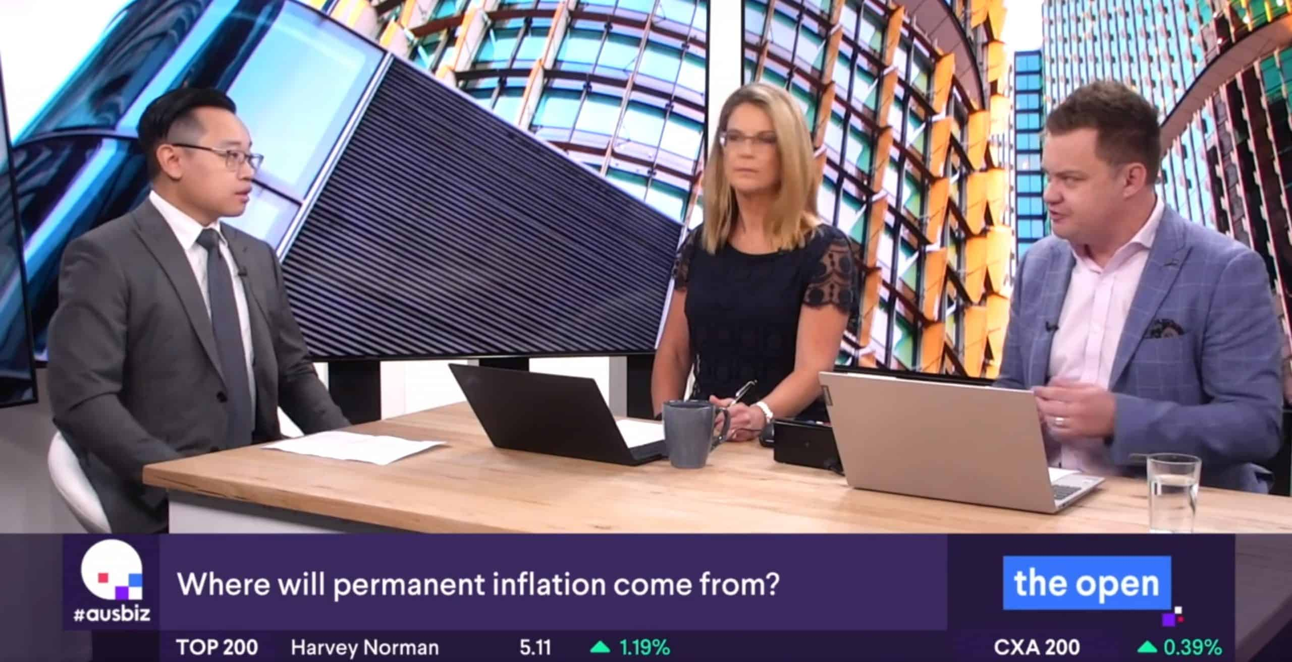 Free Money is Causing Transitory Inflation