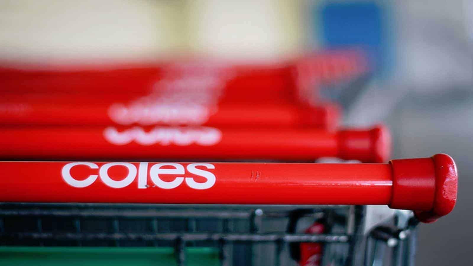 Coles Group (ASX:COL)